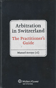 Cover of Arbitration in Switzerland: A Practitioner's Handbook