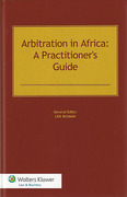 Cover of Arbitration in Africa: A Practitioner's Guide