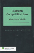 Cover of Brazilian Competition Law: A Practitioner's Guide