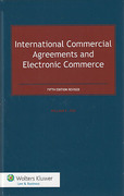 Cover of International Commercial Agreements and Electronic Commerce