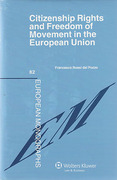 Cover of Citizenship Rights and Freedom of Movement in the European Union