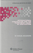 Cover of International Arbitration and the Permanent Court of Arbitration
