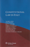 Cover of Constitutional Law in Italy
