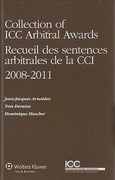 Cover of Collection of ICC Arbitral Awards 2008-2011