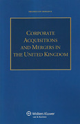 Cover of Corporate Acquisitions and Mergers in the United Kingdom