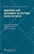 Cover of Remission and Repayment of Customs Duties in the EU