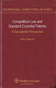 Cover of Standard Essential Patents and Competition Law: A Transatlantic Perspective