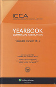 Cover of Yearbook Commercial Arbitration 2014: Volume 39