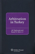 Cover of Arbitration in Turkey