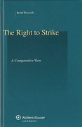 Cover of The Right to Strike: A Comparative View