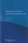 Cover of Insurance Law in the United Kingdom