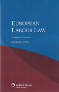Cover of European Labour Law