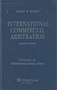 Cover of International Commercial Arbitration 2nd ed: Volume 3 International Arbitral Awards