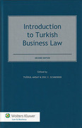 Cover of Introduction to Turkish Business Law