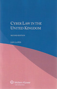 Cover of Cyber Law in the United Kingdom