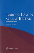 Cover of Labour Law in Great Britain