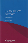 Cover of Labour Law in Italy