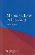 Cover of Medical Law in Ireland