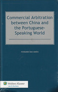 Cover of Commercial Arbitration Between China and the Portuguese-Speaking World