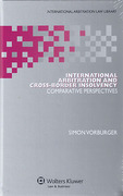 Cover of International Arbitration and Cross-Border Insolvency: Comparative Perspectives