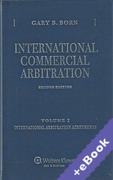 Cover of International Commercial Arbitration (Book & eBook Pack)