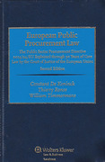 Cover of European Public Procurement Law: The Public Sector Procurement Directive 2014/24/EU Explained Through 30 Years of Case Law by the CJEU