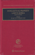 Cover of Intellectual Property Law in Korea