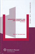 Cover of Intellectual Property Law and Human Rights