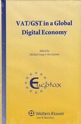 Cover of VAT/ GST in a Global Digital Economy