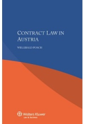 Cover of Contract Law in Austria