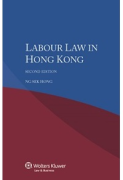 Cover of Labour Law in Hong Kong