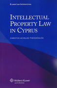 Cover of Intellectual Property Law in Cyprus