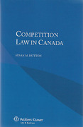 Cover of Competition Law in Canada