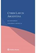 Cover of Cyber Law in Argentina