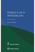 Cover of Energy Law in Switzerland