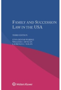 Cover of Family and Succession Law in the USA