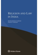 Cover of Religion and Law in India