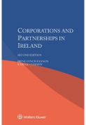 Cover of Corporations and Partnerships in Ireland