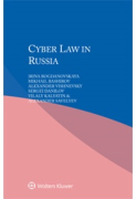 Cover of Cyber Law in Russia