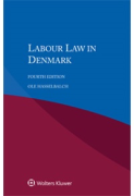 Cover of Labour Law in Denmark