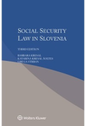 Cover of Social Security Law in Slovenia