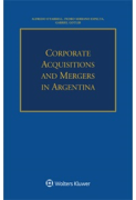 Cover of Corporate Acquisitions and Mergers in Argentina