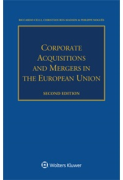 Cover of Corporate Acquisitions and Mergers in the European Union