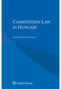 Cover of Competition Law in Hungary