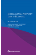 Cover of Intellectual Property Law in Romania