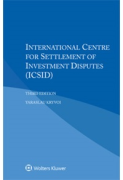 Cover of International Centre for Settlement of Investment Disputes (ICSID)