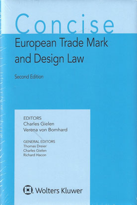 Wildy sons ltd the worlds legal bookshop search results for concise european trade mark and design law 2nd ed fandeluxe Images
