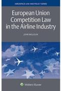 Cover of European Union Competition Law in the Airline Industry