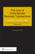 Cover of The Law of Cross-Border Business Transactions: Principles, Concepts, Skills