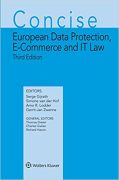 Cover of Concise European Data Protection, E-Commerce and IT Law